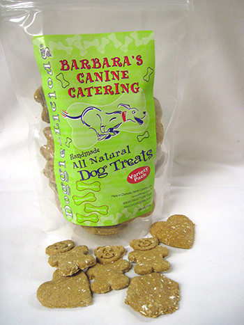 All Natural Dog Treats Barbaras Canine Catering