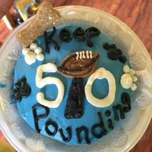 Panther SB50 Cake